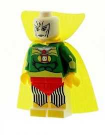 Chronos (Male) Archenemy of the Atom - Custom Designed Minifigure